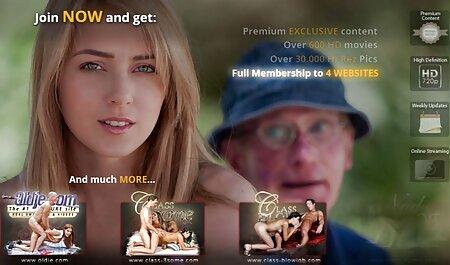 Giovane uomo scopa caldo infermiera sul letto in varie film completi sex pose